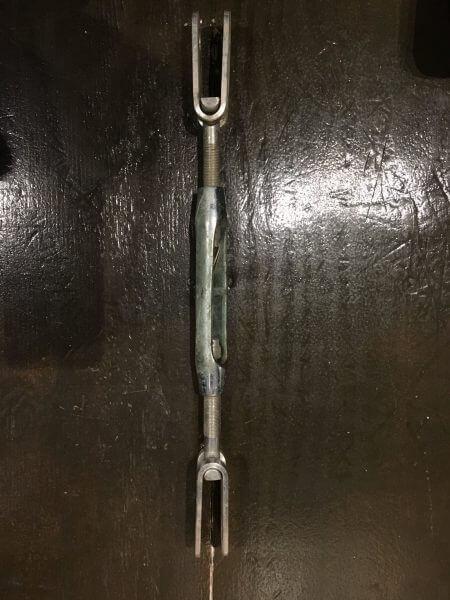 Small Turnbuckle (Used)