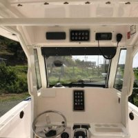 mercury outboard motor cowling