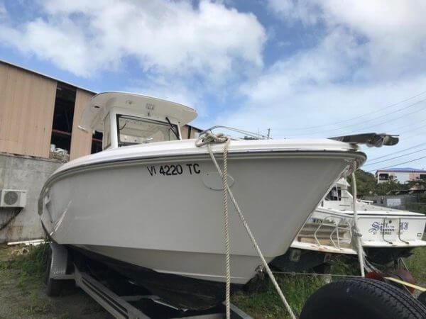 mercury outboard tilt and trim parts