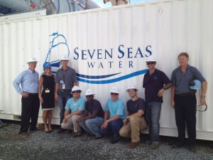 Seven Seas Virgin islands