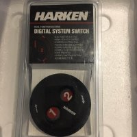 Harken Dual Function Electric Digital System Switch