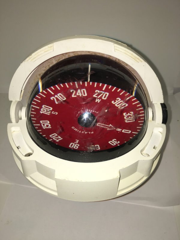 Plastimo Olympic 135 Compass (Used)