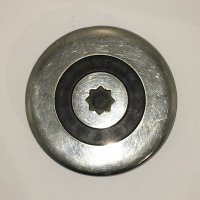 "Deck Plate 5.25"" In Diameter (Used)"
