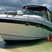 cheap cabin cruisers for sale & saltwater fishing boats with cabin | Best power boats for sale florida with inflatable power boat