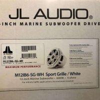 Subwoofer JL Audio M12IB6--WH (New)