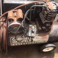 Compressor Campbell Hausfeld (Used)
