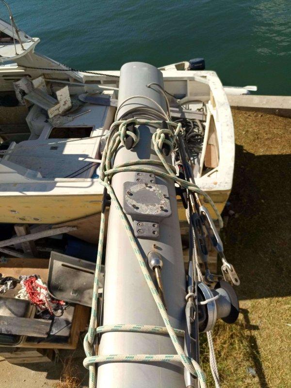 Mast 13.50 m Monohull (Used)