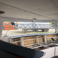 SOLD- 1996 Manza 46 passenger 'Bloody Point Double Eagle'