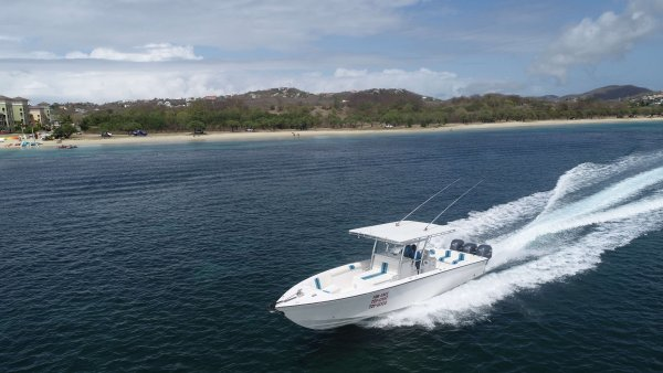 2010 Calypso Marine 37' Center Console