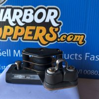 """Harken Travelers with Blocks for 1 1/4"""" Track (Used)"""