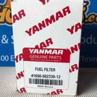 Yanmar Fuel Filter 41650-502330-12 (New)