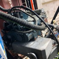 Kubota D722 Diesel Engine (From Onan Generator) #4DS1586