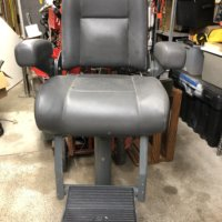 Captains Chair Stidd ( Used)