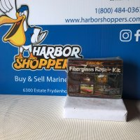Evercoat Fiberglass Repair Kit (New)