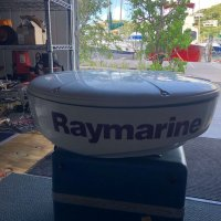 Raymarine Radar Dome (Used)
