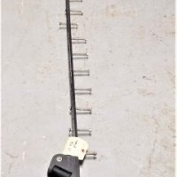"6""-5"" Long Track With Rope Guide (Used)"