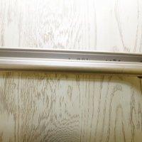 Grey Plastic Window with Portlight