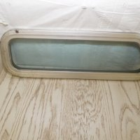 Grey Plastic Window with Portlight