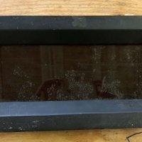 Black Metal Plexiglass Portlight