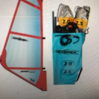 Chinook 2.0/2.5 Kiteboarding Windsurf (Used)