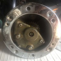 Pair of Barient 28 Two Speed Winches (Used)
