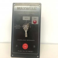 Winch Control (Used)