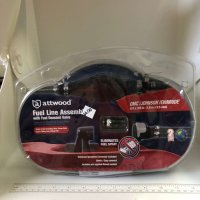 Attwood Fuel Lines And Pump (New)