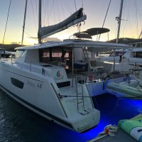 Fountaine Pajot Helia 44' 2018 (Sweet And Salty)