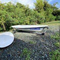 Laser 22' Boat
