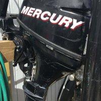 2011 Mercury 9.9 HP