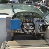 Power Boat Rinker Fiesta Vee 320 2005