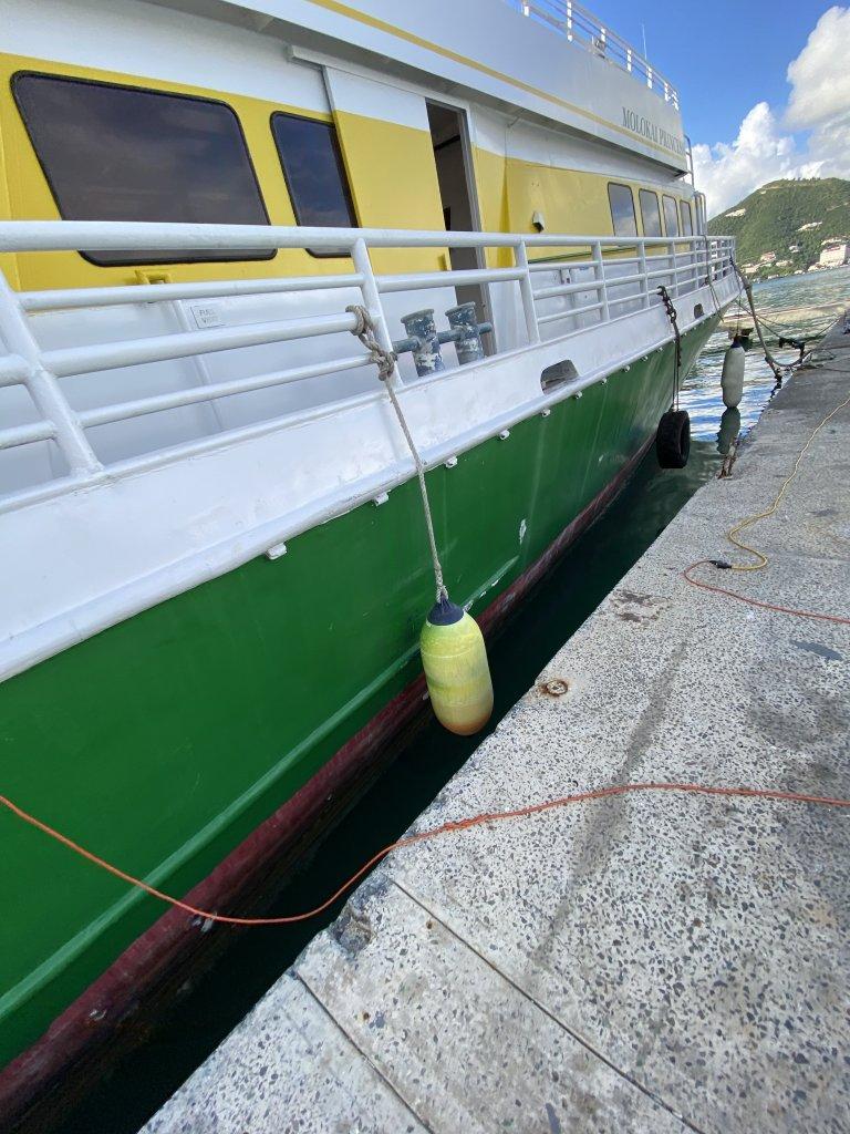 1971 Camcraft Aluminium Passenger Ferry 100' (Molokai Princess)