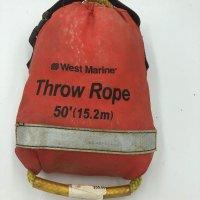 West Marine Throw Rope