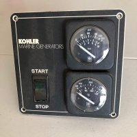 Kohler Generators Control Panel