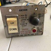 Powerwinch Corp Anchor Winch Control