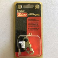 Mallory Performance Ignition Point Set #025042