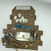 Auction Box of Misc Marine Parts