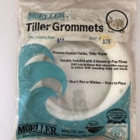 Round Tiller Grommets