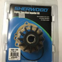 Sherwood Engine Impeller