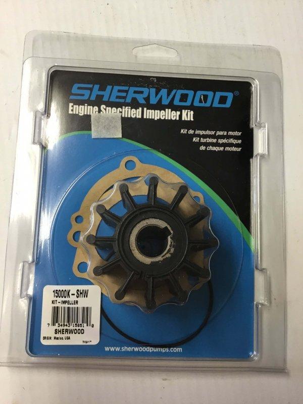 Sherwood Engine Impeller