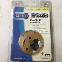 Jabsco Profile D Impeller