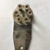 6 Screw Chain Plate