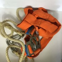 Orange Safety Harness