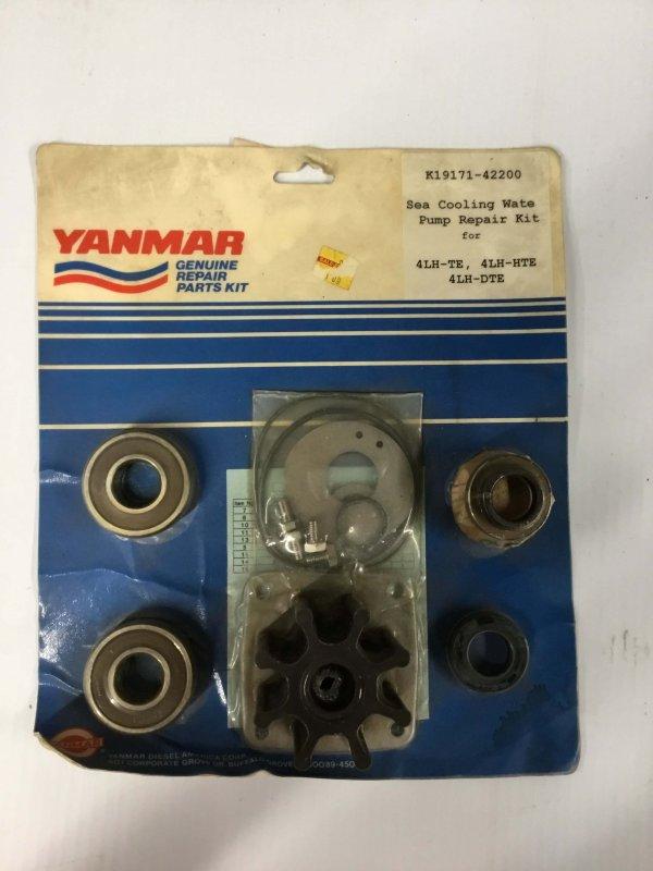 Yanmar Sea Cooling Kit