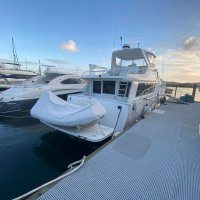 luxury motor yacht for sale | pilot house motor yacht