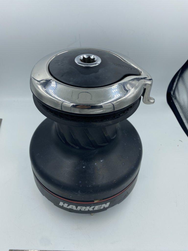 Harken 60 2 Speed Winch (USED) Harken 60