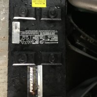 Powertron 8D Battery(Used)