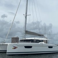 New Pictures! 2019 Fountaine Pajot Astrea 42 'Vila Vino'