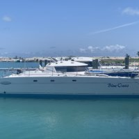 Reduced Price for this Catamaran for Sale: 2004 43' Belize 43 (Blue Oasis)