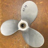 Tohatsu H2-B 3 Blade Right-Hand Propeller #N3326410-OM (NEW)